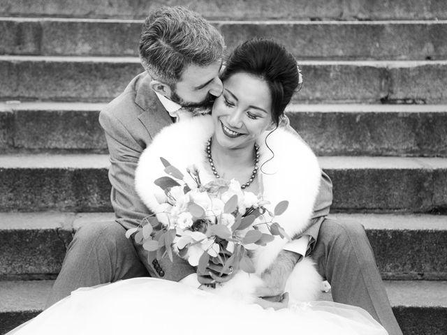 Le mariage de Thomas et Yifei à Paris, Paris 54