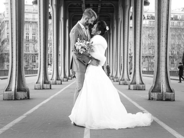 Le mariage de Thomas et Yifei à Paris, Paris 57