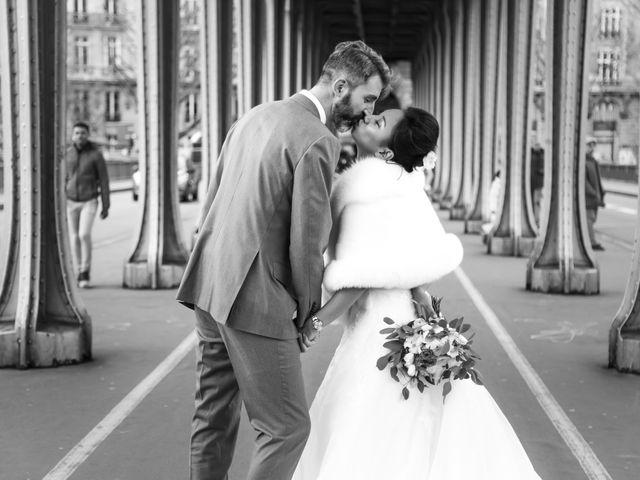 Le mariage de Thomas et Yifei à Paris, Paris 61