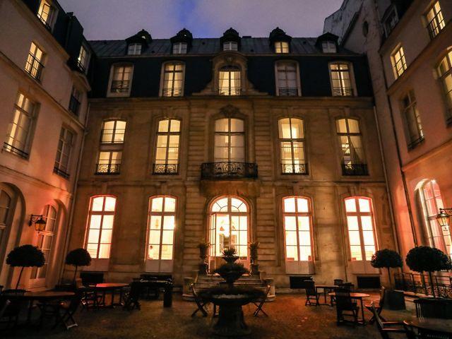 Le mariage de Thomas et Yifei à Paris, Paris 62