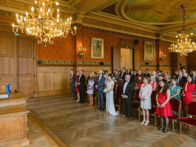 Le mariage de Pierre-Alain et Marilyn à Nogent-sur-Marne, Val-de-Marne 23