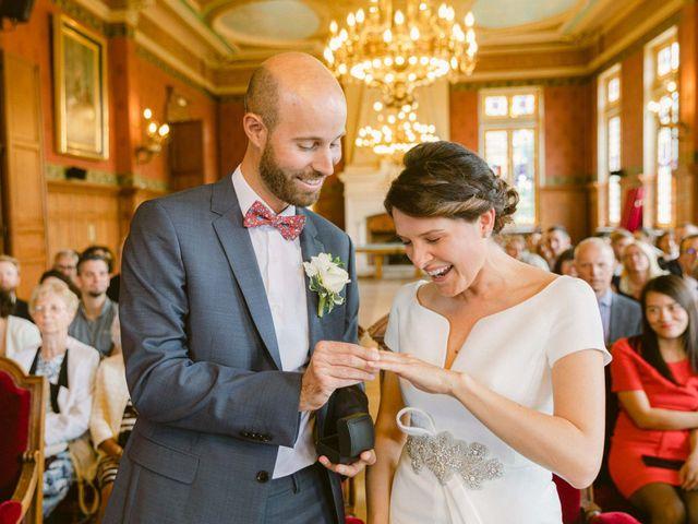 Le mariage de Pierre-Alain et Marilyn à Nogent-sur-Marne, Val-de-Marne 29