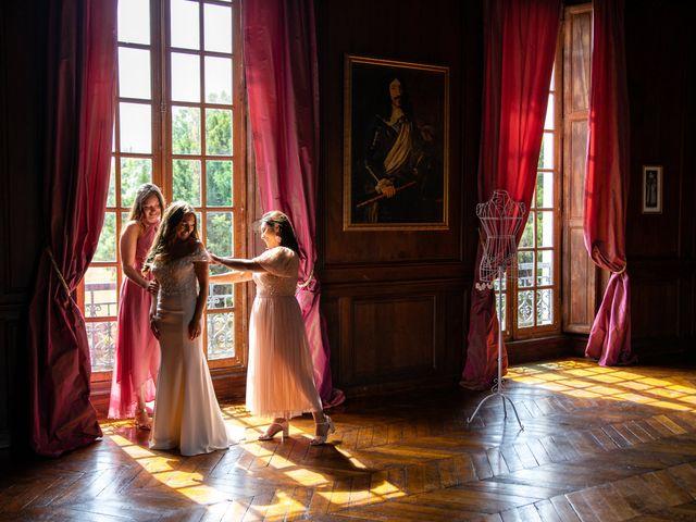 Le mariage de Aurélien et Emeraude à Lésigny, Seine-et-Marne 6