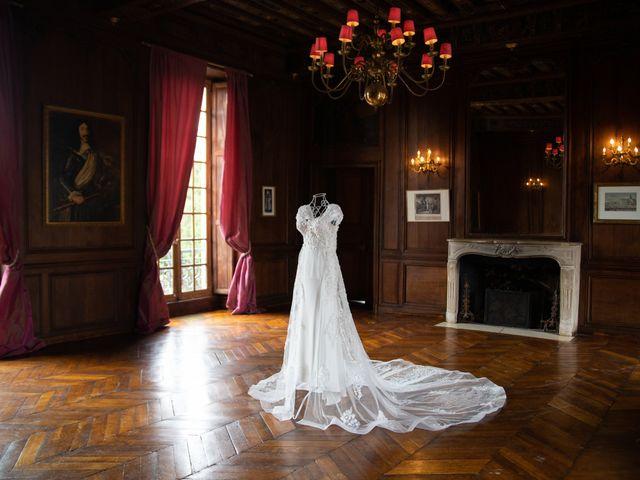 Le mariage de Aurélien et Emeraude à Lésigny, Seine-et-Marne 8