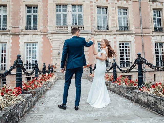 Le mariage de Aurélien et Emeraude à Lésigny, Seine-et-Marne 13