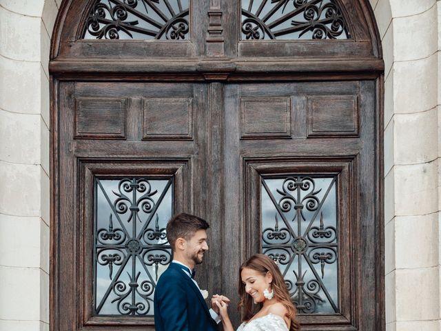 Le mariage de Aurélien et Emeraude à Lésigny, Seine-et-Marne 14
