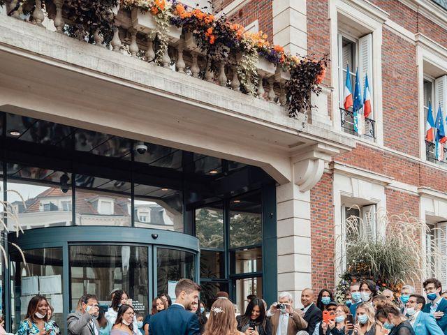 Le mariage de Aurélien et Emeraude à Lésigny, Seine-et-Marne 15