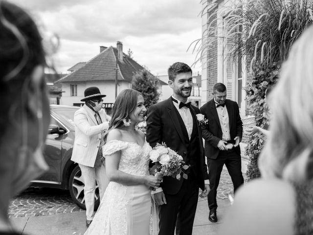 Le mariage de Aurélien et Emeraude à Lésigny, Seine-et-Marne 16