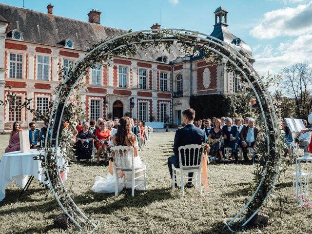 Le mariage de Aurélien et Emeraude à Lésigny, Seine-et-Marne 21