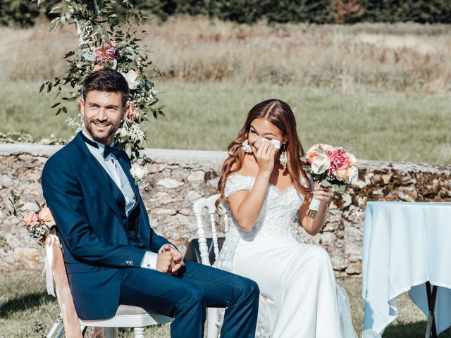 Le mariage de Aurélien et Emeraude à Lésigny, Seine-et-Marne 22