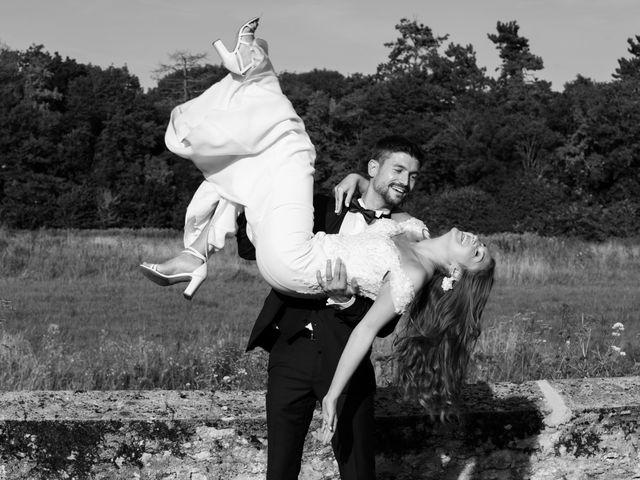 Le mariage de Aurélien et Emeraude à Lésigny, Seine-et-Marne 24