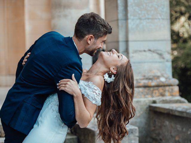 Le mariage de Emeraude et Aurélien