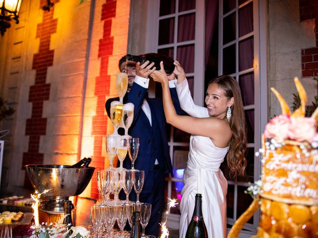Le mariage de Aurélien et Emeraude à Lésigny, Seine-et-Marne 33