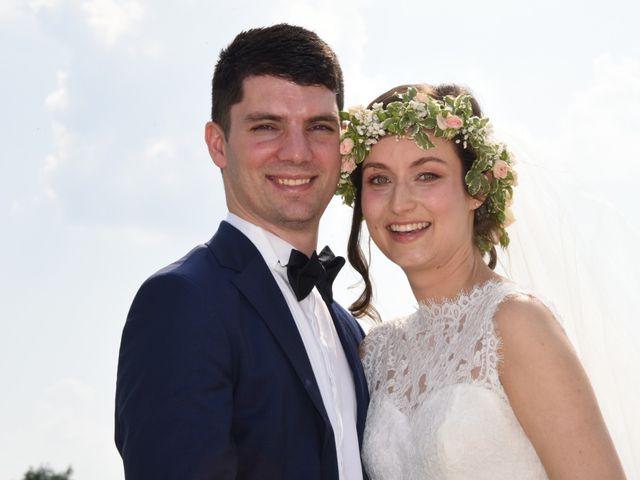 Le mariage de Marie et Williams