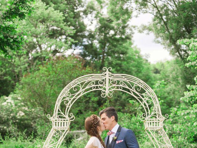 Le mariage de Thomas et Aurianne à Saint-Martory, Haute-Garonne 5