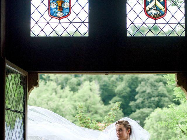 Le mariage de Thomas et Aurianne à Saint-Martory, Haute-Garonne 7