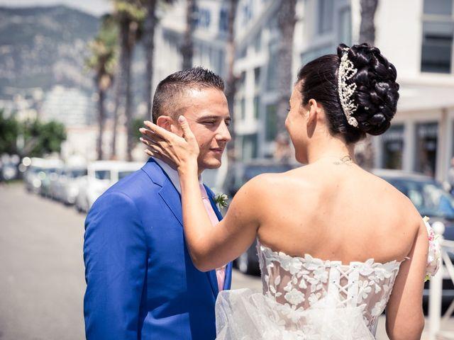 Le mariage de Jérémy et Laurane à Toulon, Var 13