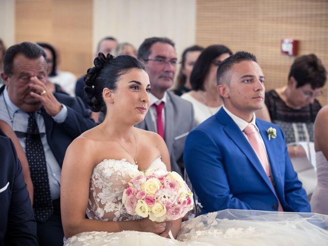 Le mariage de Jérémy et Laurane à Toulon, Var 14