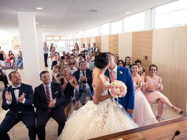 Le mariage de Jérémy et Laurane à Toulon, Var 16