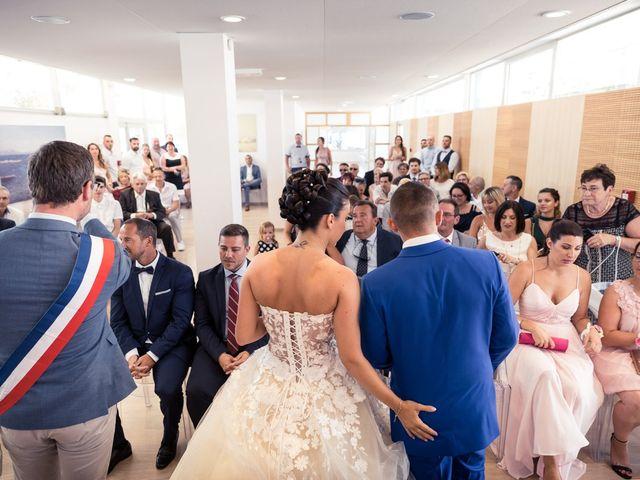Le mariage de Jérémy et Laurane à Toulon, Var 18