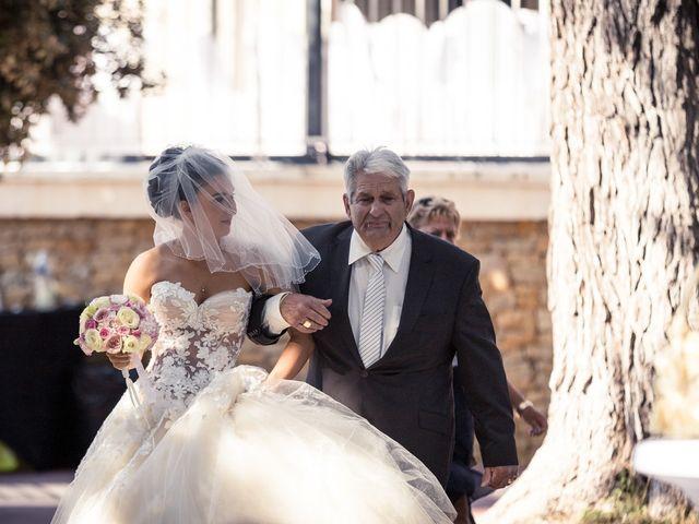 Le mariage de Jérémy et Laurane à Toulon, Var 21