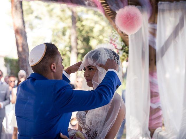 Le mariage de Jérémy et Laurane à Toulon, Var 22