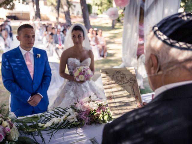 Le mariage de Jérémy et Laurane à Toulon, Var 27