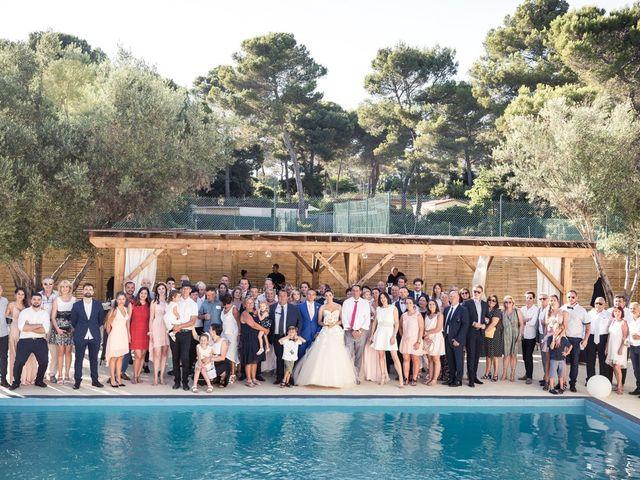Le mariage de Jérémy et Laurane à Toulon, Var 32