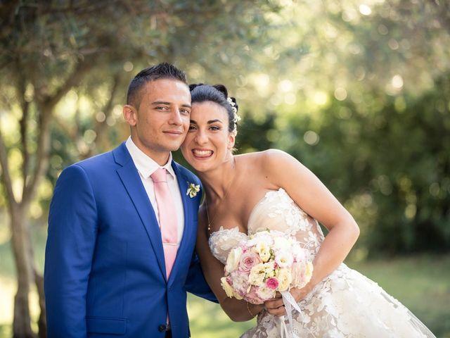 Le mariage de Jérémy et Laurane à Toulon, Var 33
