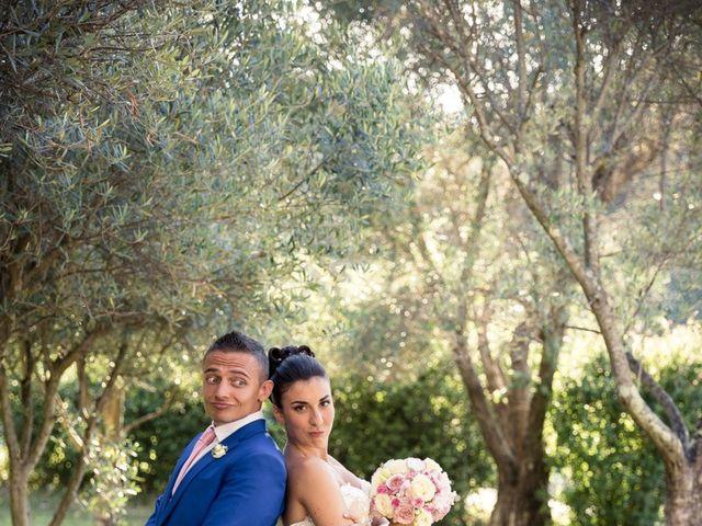 Le mariage de Jérémy et Laurane à Toulon, Var 34