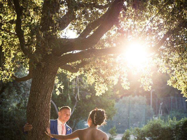 Le mariage de Jérémy et Laurane à Toulon, Var 1