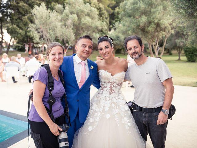 Le mariage de Jérémy et Laurane à Toulon, Var 38