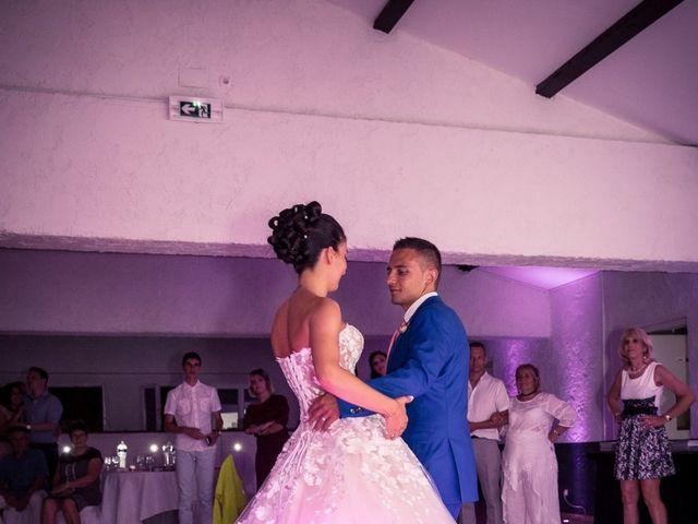 Le mariage de Jérémy et Laurane à Toulon, Var 46