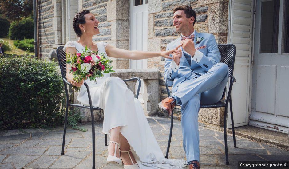 Le mariage de Matthieu et Caroline à Rennes, Ille et Vilaine