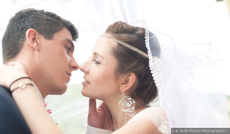 Le mariage de Thomas et Aurianne à Saint-Martory, Haute-Garonne