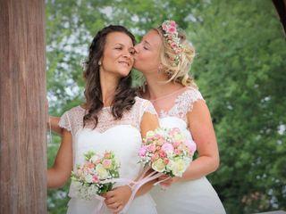 Le mariage de Axelle  et Laura