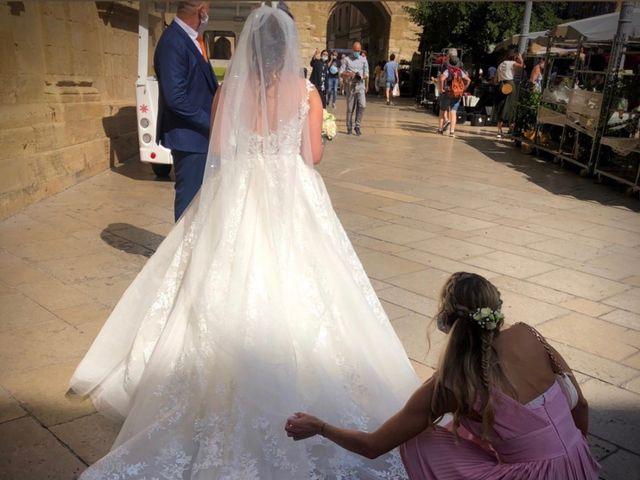 Le mariage de Julien  et Mélanie à Saint-Laurent-des-Arbres, Gard 2