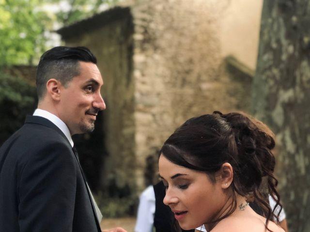 Le mariage de Julien  et Mélanie à Saint-Laurent-des-Arbres, Gard 4