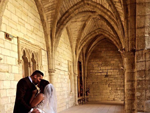 Le mariage de Julien  et Mélanie à Saint-Laurent-des-Arbres, Gard 5