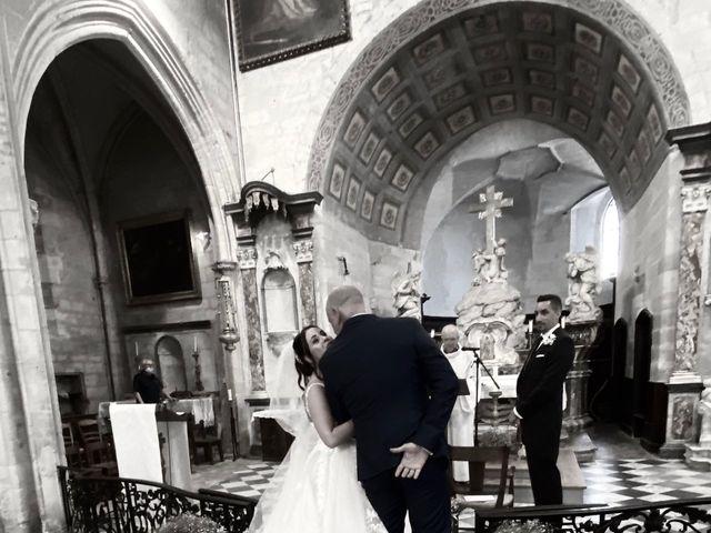 Le mariage de Julien  et Mélanie à Saint-Laurent-des-Arbres, Gard 6