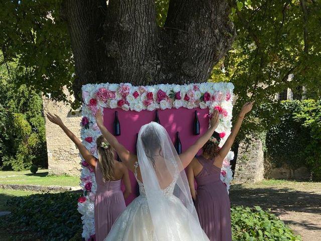 Le mariage de Julien  et Mélanie à Saint-Laurent-des-Arbres, Gard 8