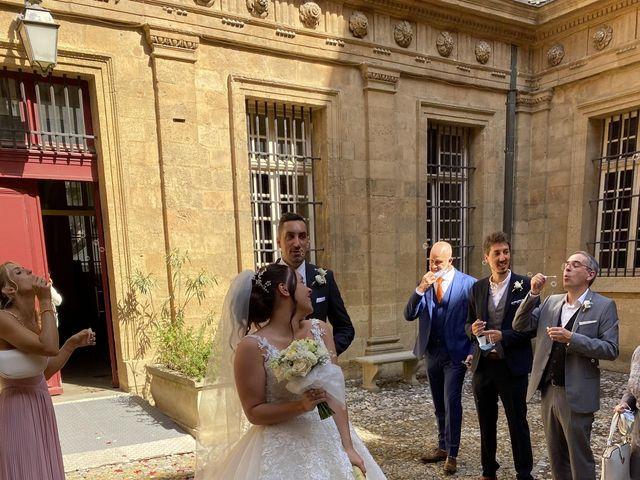 Le mariage de Julien  et Mélanie à Saint-Laurent-des-Arbres, Gard 10