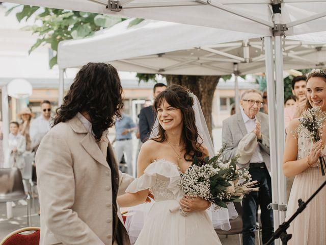 Le mariage de Joffrey et Margot à Saint-Émilion, Gironde 6