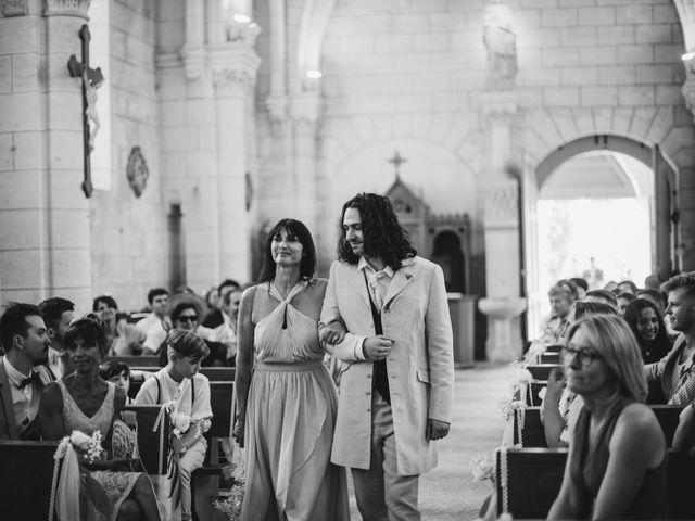 Le mariage de Joffrey et Margot à Saint-Émilion, Gironde 8