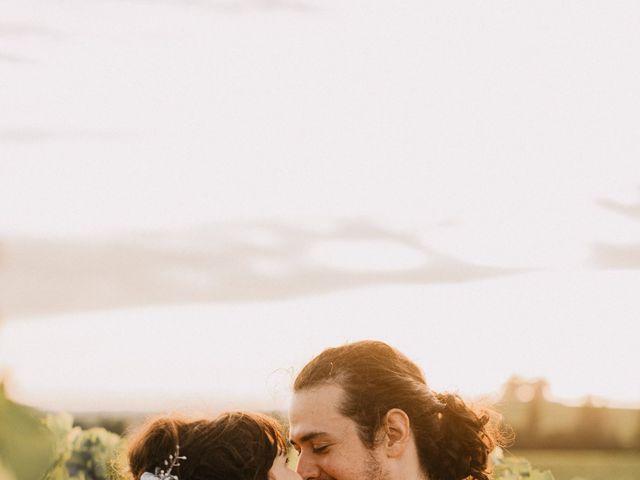 Le mariage de Joffrey et Margot à Saint-Émilion, Gironde 19