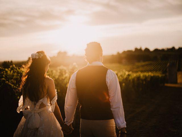 Le mariage de Joffrey et Margot à Saint-Émilion, Gironde 21