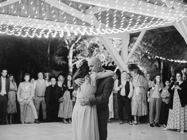 Le mariage de Joffrey et Margot à Saint-Émilion, Gironde 25