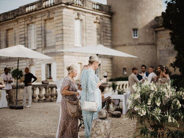Le mariage de Joffrey et Margot à Saint-Émilion, Gironde 27