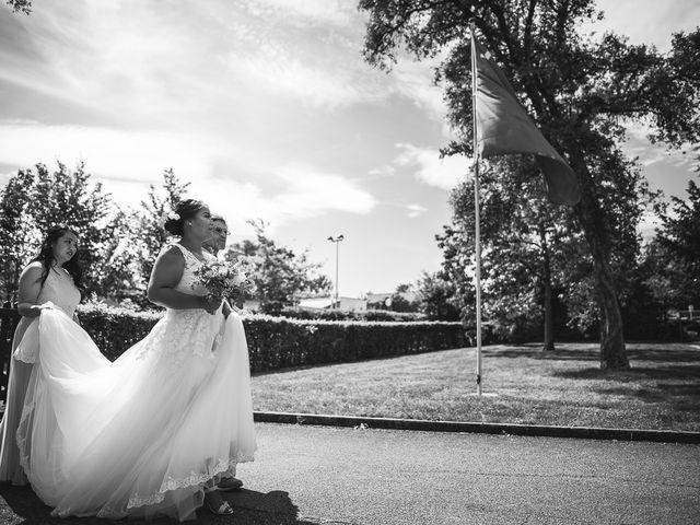 Le mariage de Malcolm et Tia à Genève, Genève 8