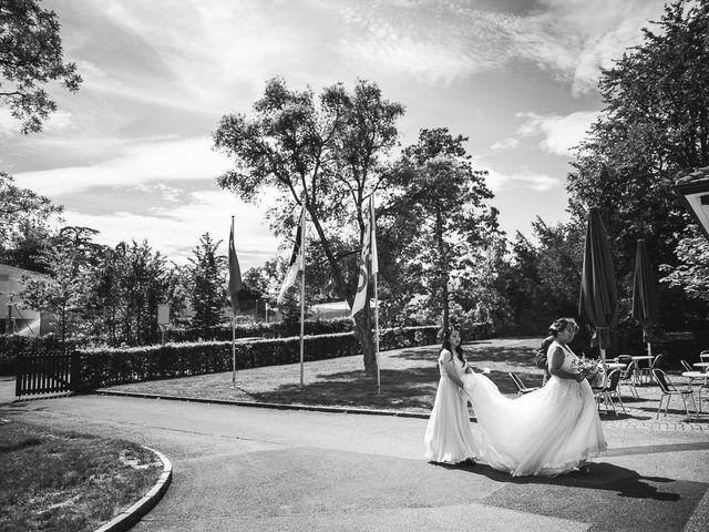 Le mariage de Malcolm et Tia à Genève, Genève 9